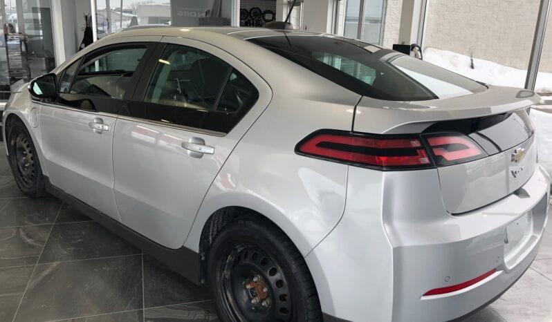 Chevrolet Volt Argent 2015 complet