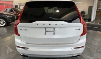 Volvo XC 90 T8 Inscription Blanc 2016 complet