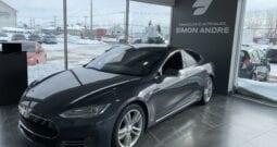 Tesla Model S 70D 2016 Charcoal