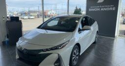 Toyota Prius Prime 2018 Blanc