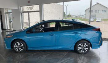 Toyota Prius Prime 2018 Bleu complet