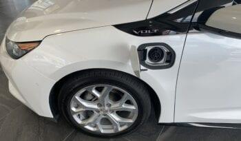 Chevrolet Volt Blanc Premier 2017 complet
