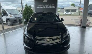 Chevrolet Volt Noir 2012 complet