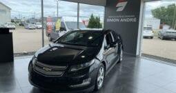 Chevrolet Volt Noir 2012