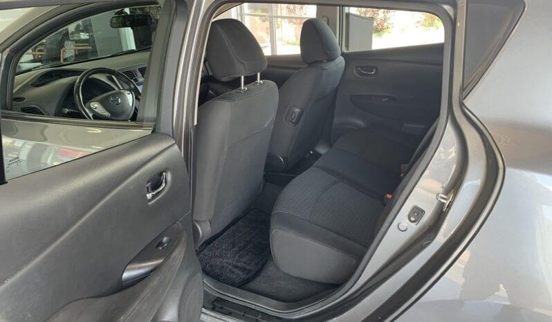 Nissan Leaf S 2016 Charcoal complet